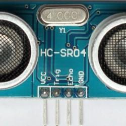 Sensor de ultrasonidos HC-SR04