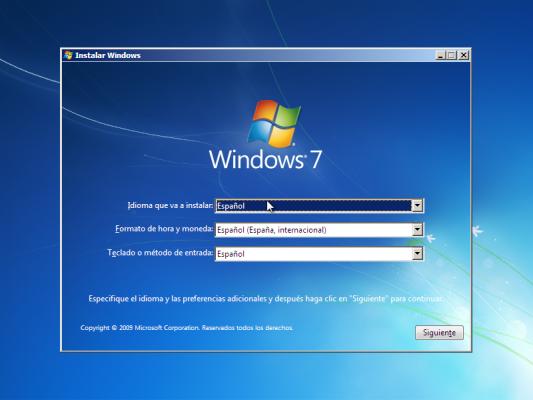 Windows 7 - 1