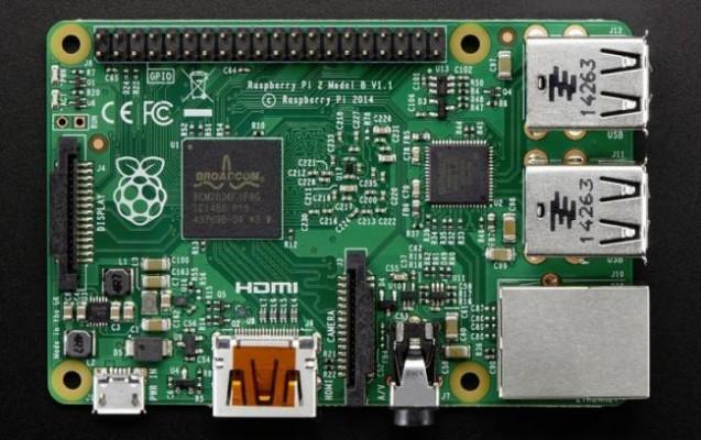 Nuevo Raspberry Pi 2