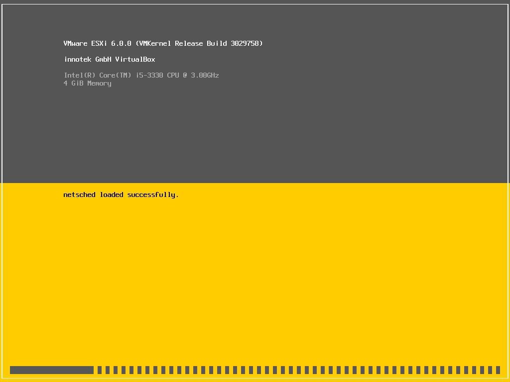 Instalación VMWare ESXi 6.0 imagen 3